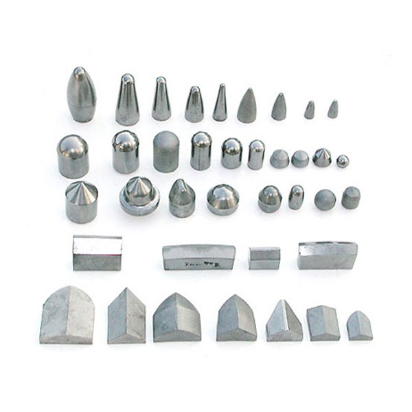 buttons and tips for rock tools